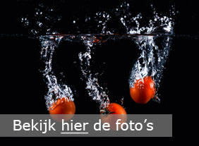 Workshop rook- en plonsfotografie